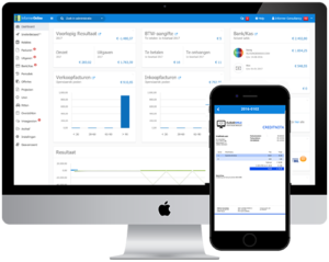 smart online accounting with app