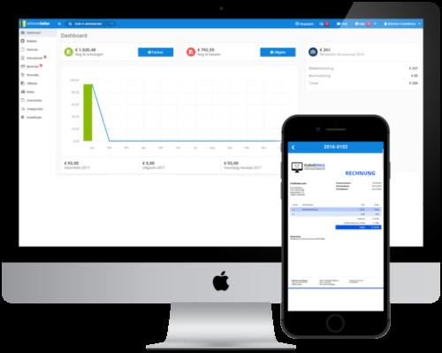 Buchhaltungssoftware mit App