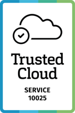 Data Sicherheit mit Trusted Cloud
