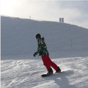 Wintersport mit das ganze Team!