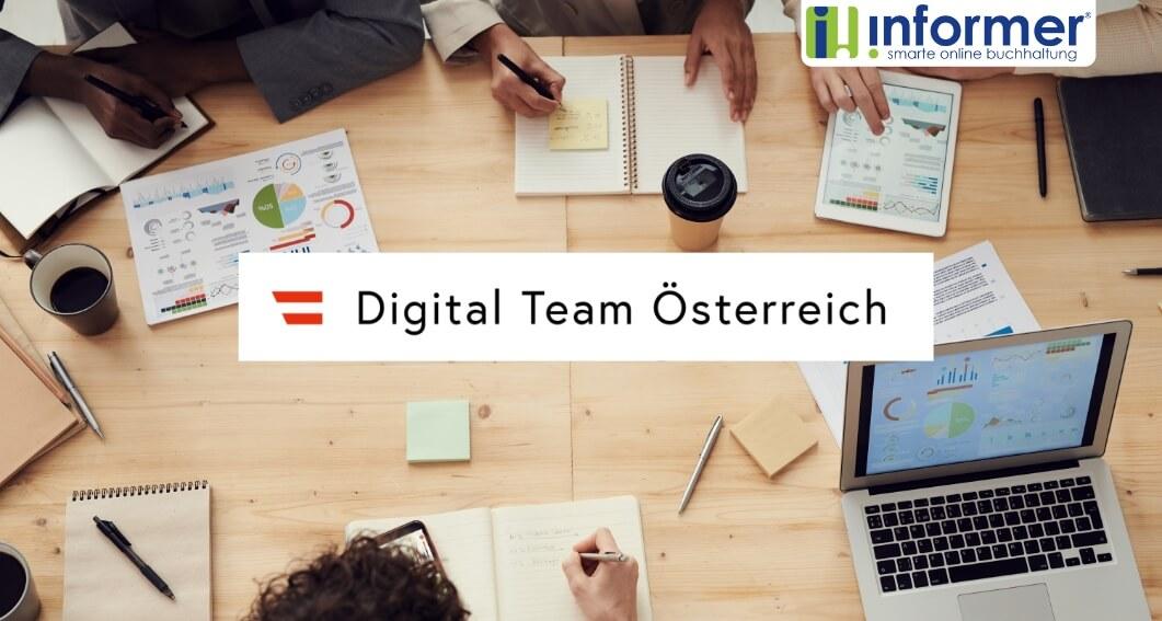 informer ist teil des digital teams österreich