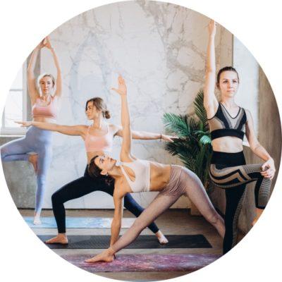 Producten en Diensten Yogastudio