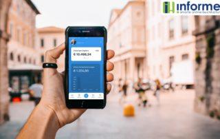 die neue App von Informer