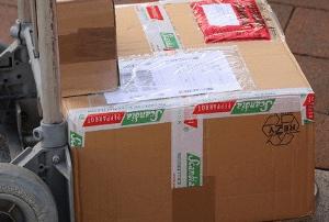 buchhaltung paketdienst