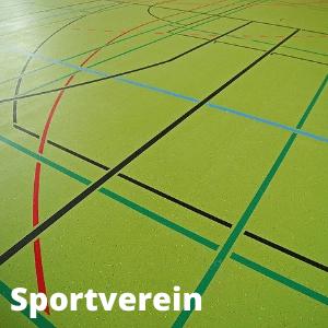 Buchhaltung Sportverein