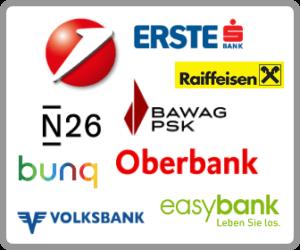 Banken in Österreich