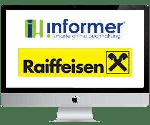 Raiffeisen online Buchhaltung