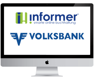 Volksbank online Buchhaltung
